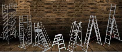Ladders & Trolleys